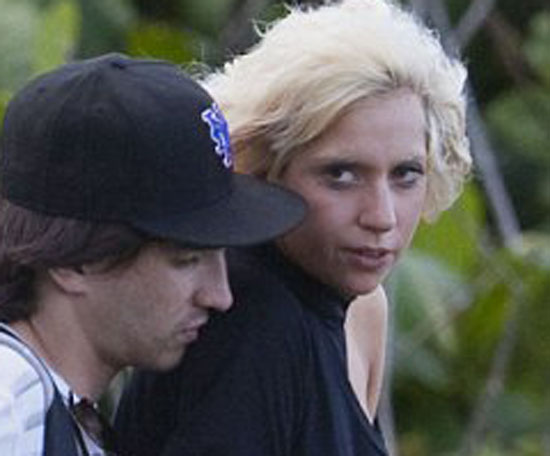 Lady Gaga fora das câmeras é uma aberração