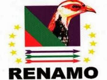 O partido Renamo está em queda Livre
