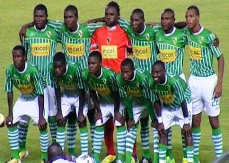 Ferroviário de Maputo recebeu e venceo o seu homônimo de pemba por 2-0