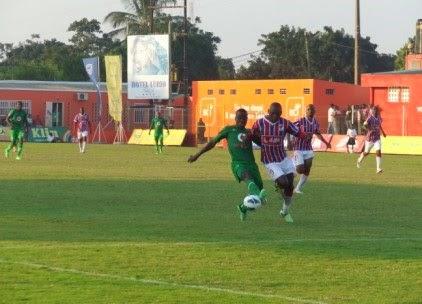 Liga Muculuma vence Maxequene por 1-0 e isola-se na lideranca