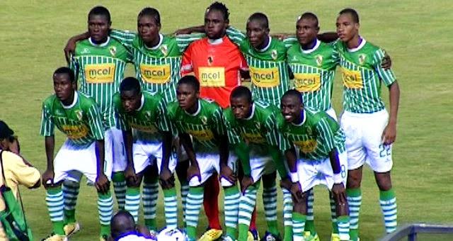 Desportivo De Nacala Recebeu e venceu o Ferroviario De Maputo por 1-0