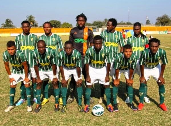 Ferroviário Da Beira recebeu e venceu o seu homónimo de Pemba, por 2-0