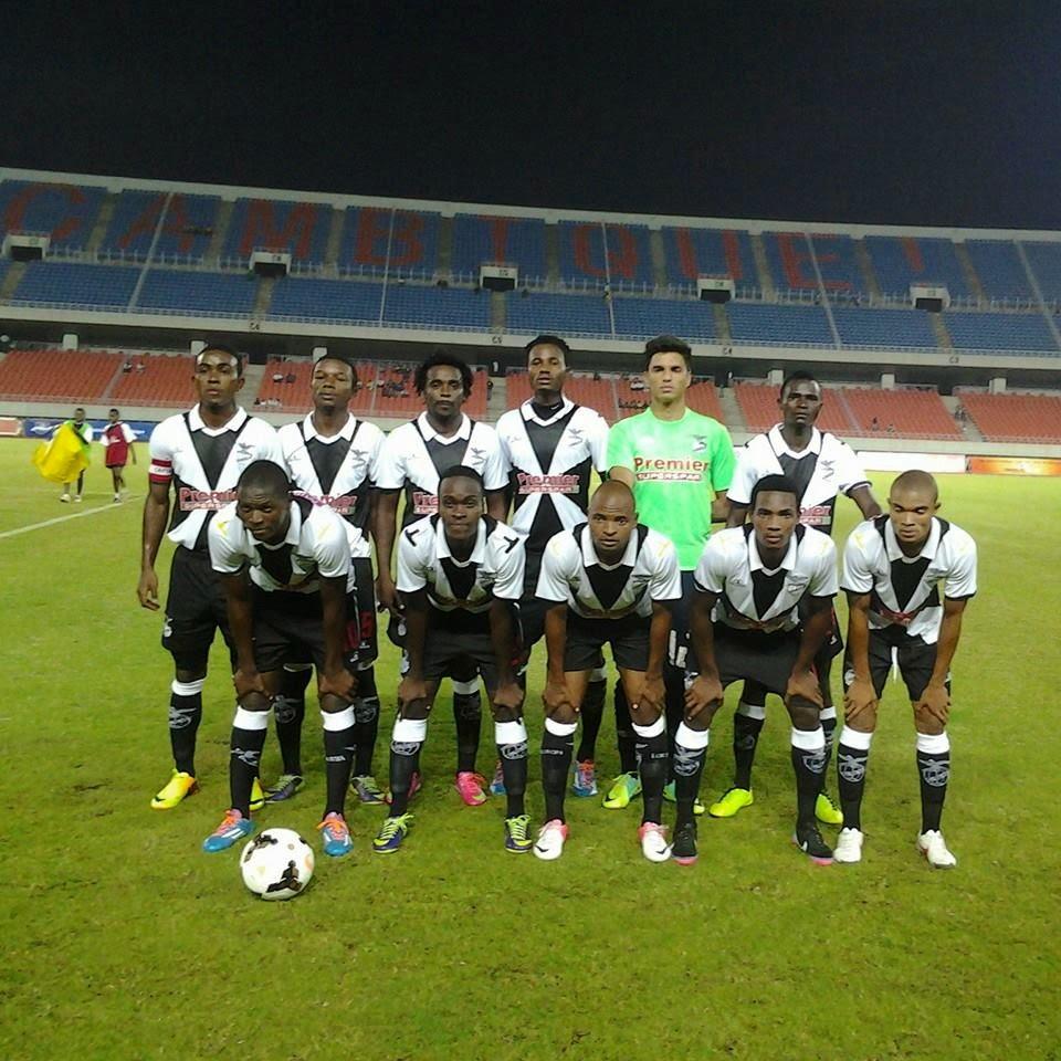 Desportivo de Maputo recebeu e venceu o Ferroviário De Nampula Por (2-1)