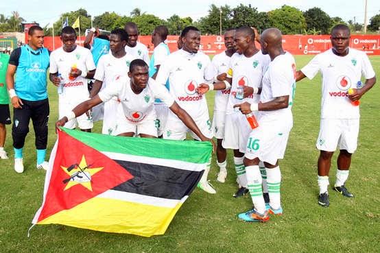 Liga muçulmana recebeu e venceu o Têxtil de Pungúe por 2-0