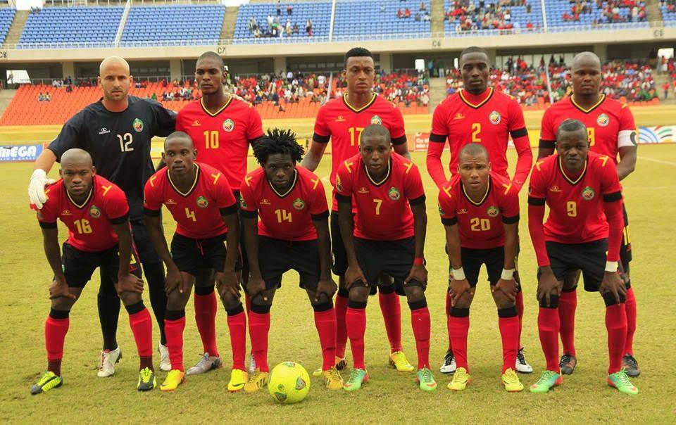 Abel Xavier divulga a lista dos pré-convocados para o jogo contra Maurícias