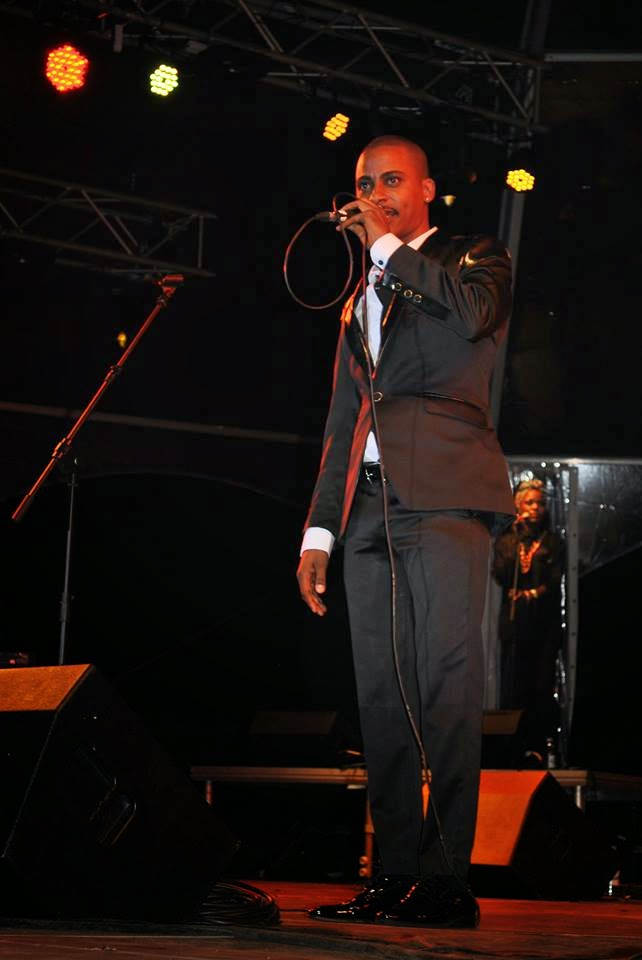 Humberto Luís  Poderá lançar seu álbum no final do ano