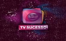 A TV Sucesso está na posição 12 na TV Cabo