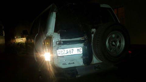caravana de dhlakama atacada em chimoio