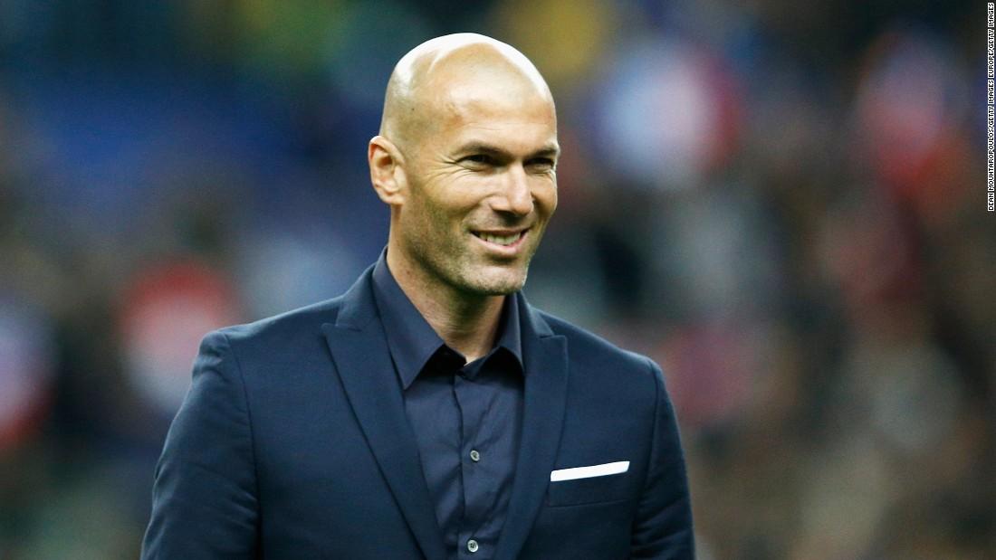 Zidane pode ser demitido do Real Madrid no final da época