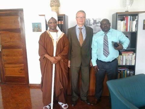 Maratona diplomática da oposição construtiva à busca da paz para Moçambique