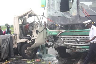 Maningue Nice volta a fazer vítimas nas estradas