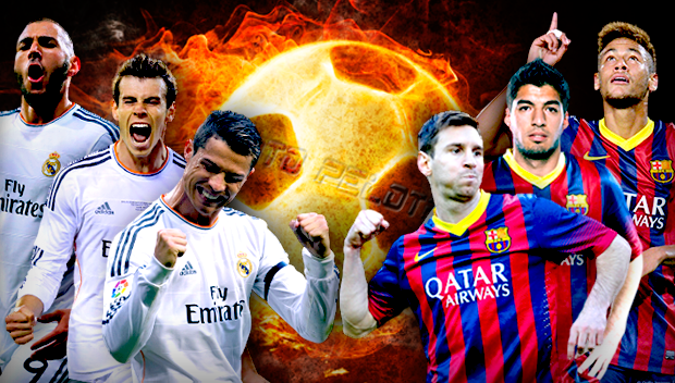 Real Madrid vence Barcelona em pleno Camp Nou por 2-1