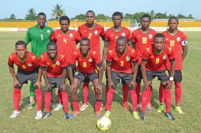Mambinhas perdem (3-0) com Ilhas Comores em pleno Estádio da Machava