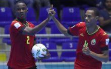 Moçambique estreia-se com derrota no Mundial de Futsal