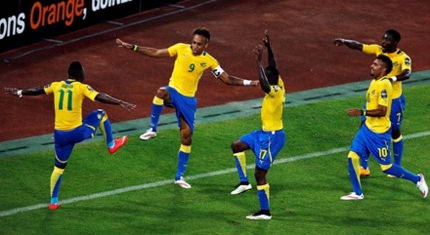 CAN 2017: Gabão empata com Burkina Faso por 1-1