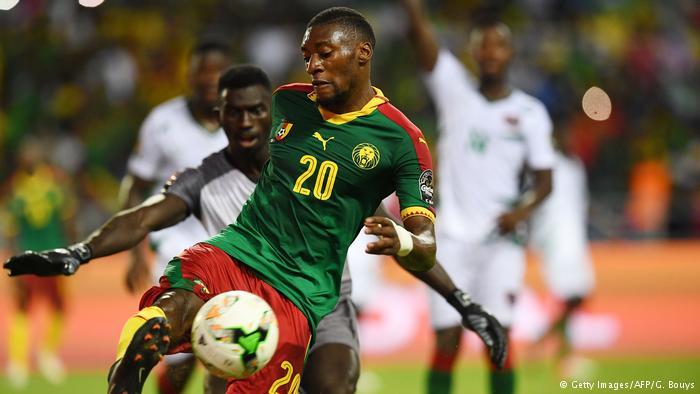 CAN 2017: Camarões vence a Guiné-Bissau por 2-1