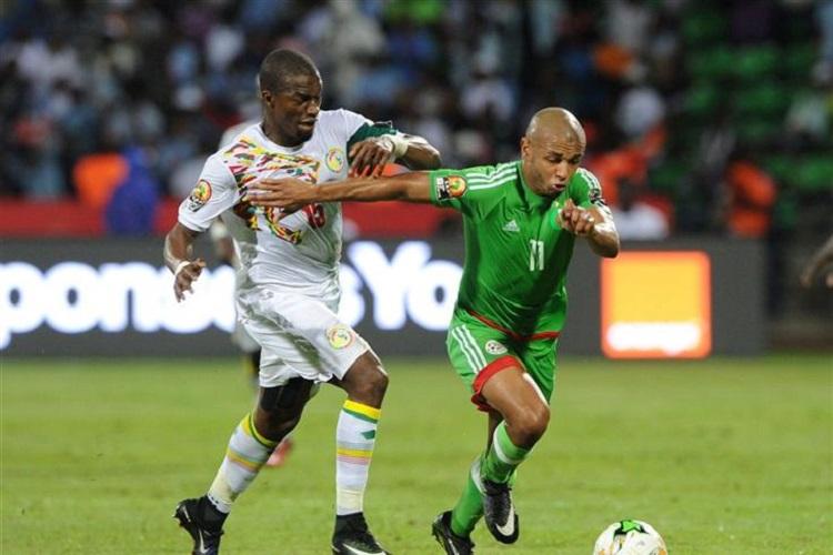 CAN 2017: Argélia empata com Senegal (2-2) e é eliminado da CAN