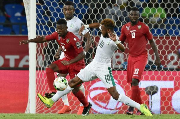 CAN 2017: Costa do Marfim empata com Togo 0-0