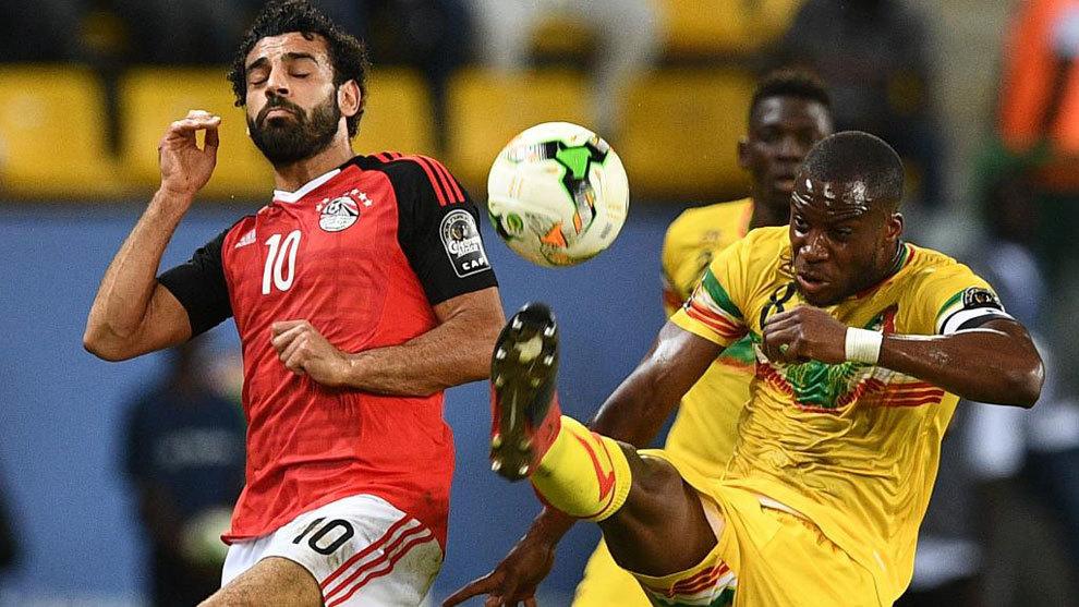 CAN 2017: Egipto empata com Mali 0-0