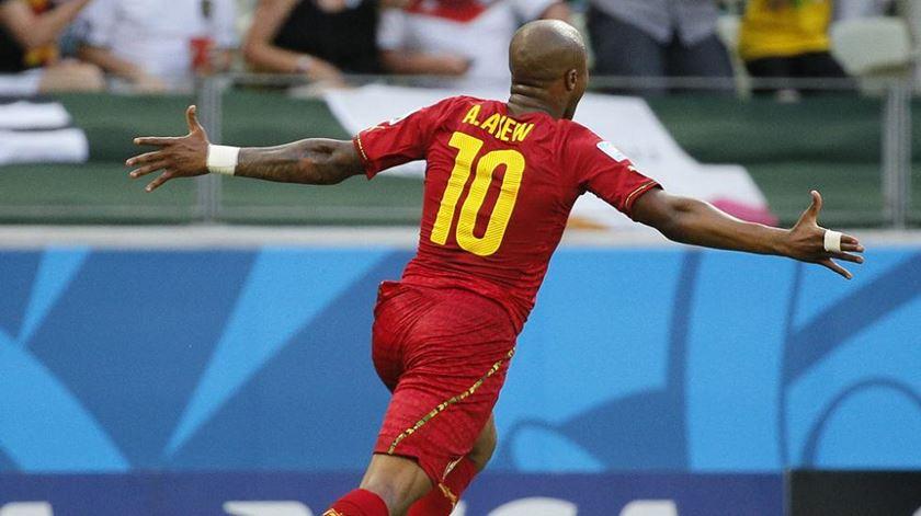CAN 2017: Gana vence Uganda por 1-0