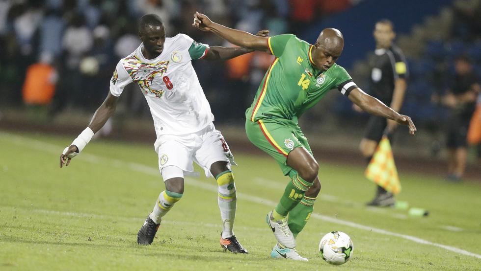 CAN 2017: Senegal vence o Zimbabué por 2-0