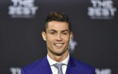 Cristiano Ronaldo Venceu o Prêmio de Melhor Avançado