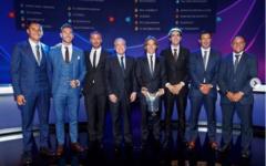Sergio Ramos foi eleito o Melhor Defesa da Champions