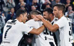 Juventus vence Bolonha por 2-0 e continua invicto