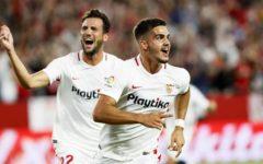 Sevilla vence Real Madrid por 3 bolas sem resposta