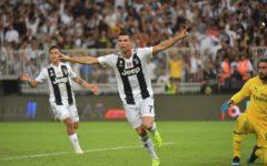 Juventus conquista Supertaça de Itália graças ao Golo de Cristiano Ronaldo